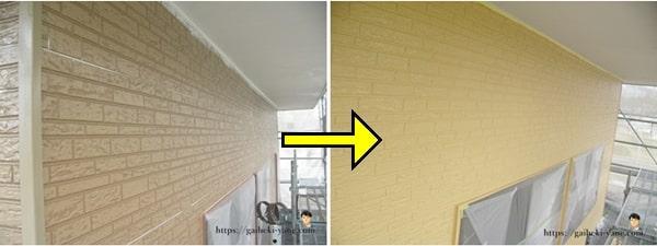 外壁塗装の色に関するポイント