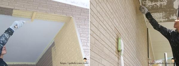 外壁塗装のおすすめ臭い対策