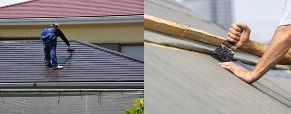 屋根塗装の耐用年数