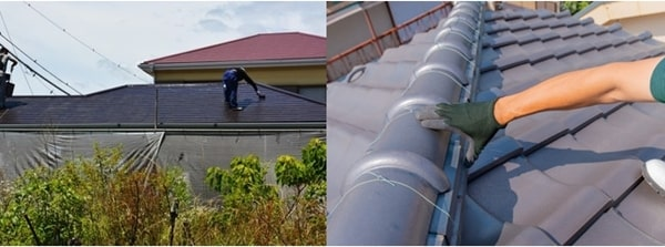 屋根塗装の工程と工期