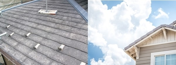 屋根塗装の時期(タイミング)と季節
