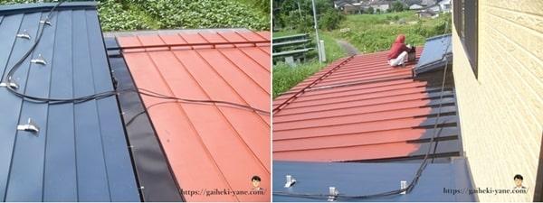 屋根塗装(仕上げ塗り)を体験した感想